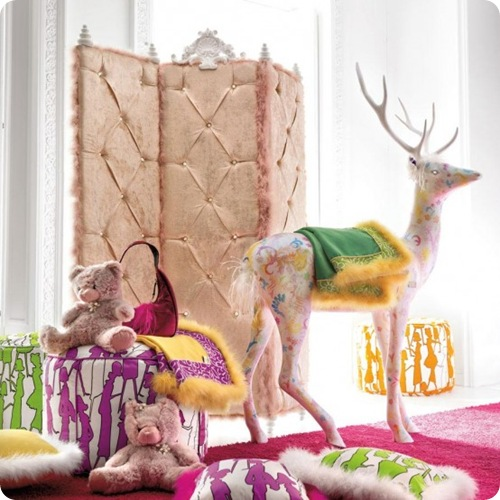 Charming-and-opulent-Pink-girls-room-Altamoda-Girl-3-554x554